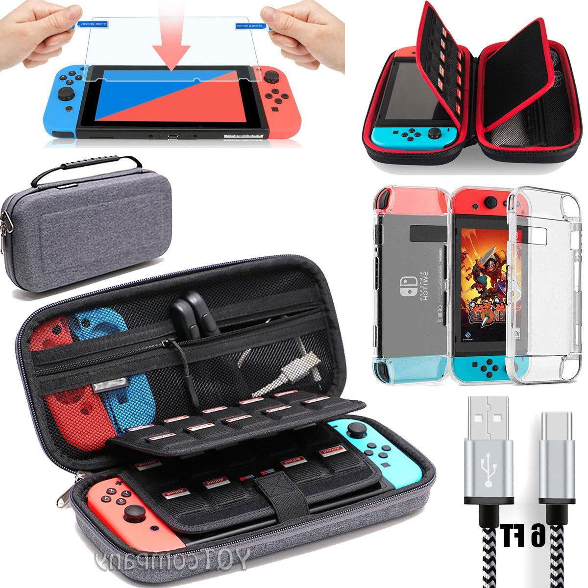 nintendo switch bag travel carrying portable
