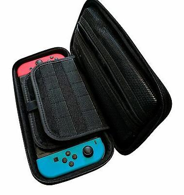 nintendo switch eva hard carry case accessories