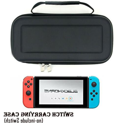 For Nintendo Hard Grip/Travel Charging Accessories