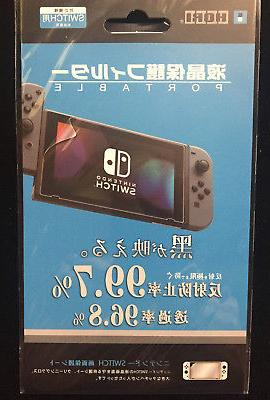nintendo switch protective filter scratch proof screen