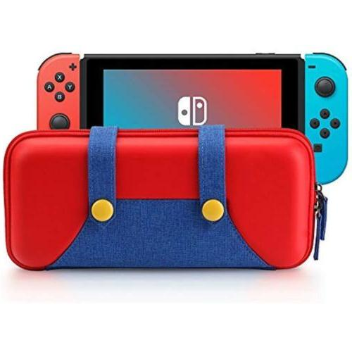nintendo switch protective storage mario bag