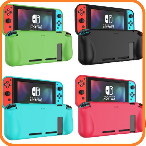 nintendo switch slim hard case cover ergonomic