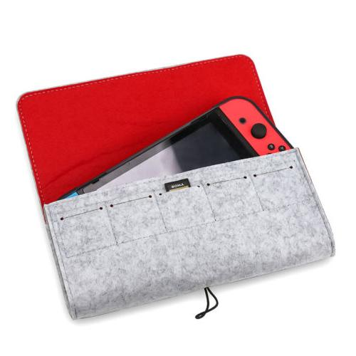 For Switch Travel Carrying Bag