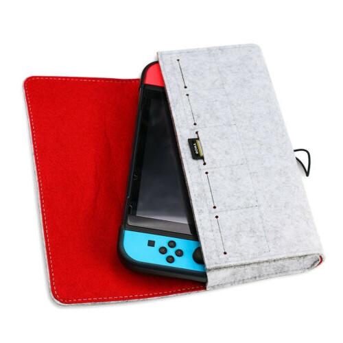 For Switch Carrying Case Bag Accessories