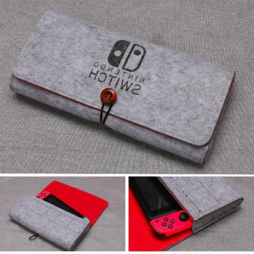 For Nintendo Switch Carrying Case Portable Bag