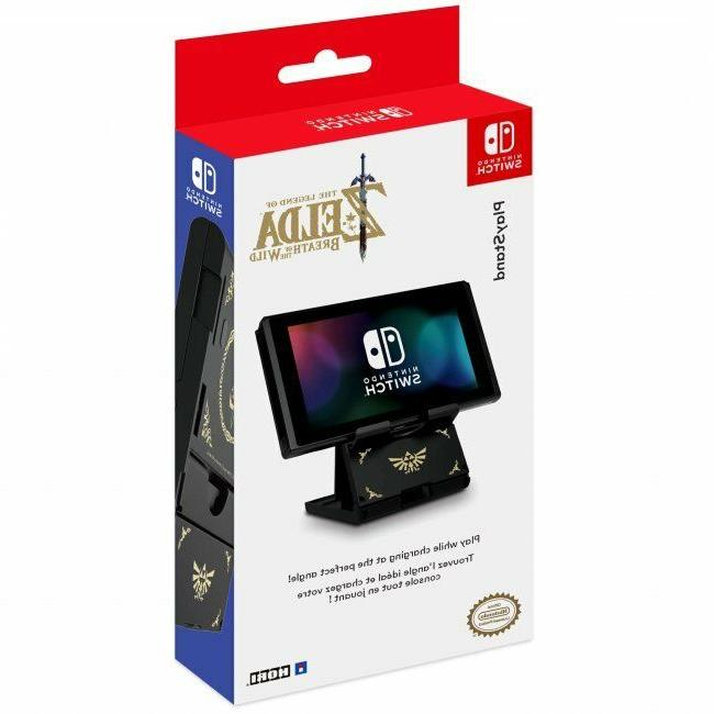 official nintendo switch compact playstand console stand