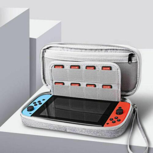 Portable Pouch Carrying Nintendo