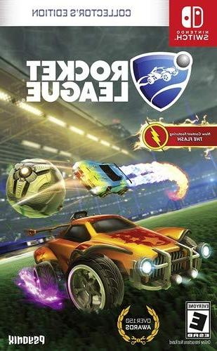 rocket league collector s edition nintendo switch