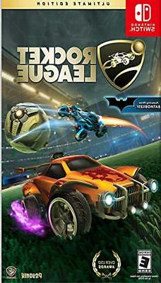 Rocket League Ultimate Edition NSW New Nintendo Switch,Ninte