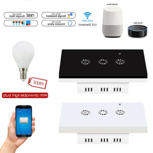 smart switch wifi light timer remote controller