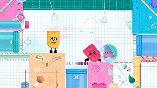 Snipperclips Plus: Cut Switch