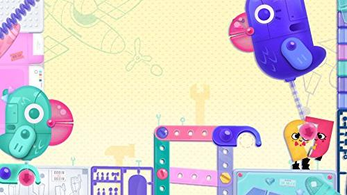 Snipperclips out, - Switch