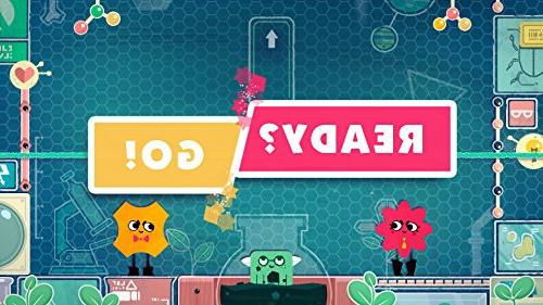 Snipperclips Plus: Cut out,