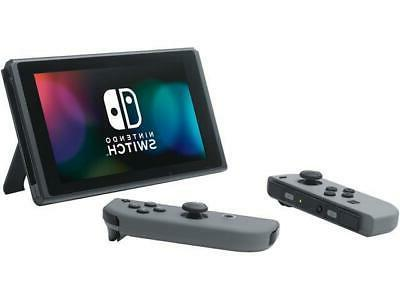 Nintendo Switch 32GB with Gray