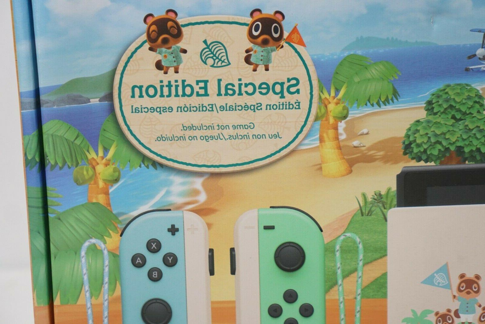 Nintendo Animal New Edition