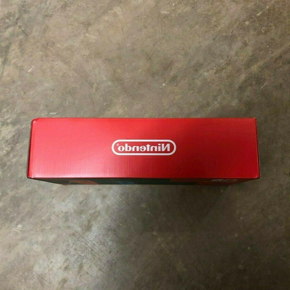 Nintendo Console w/ Red Blue Neon Joy-Con BRAND NEW