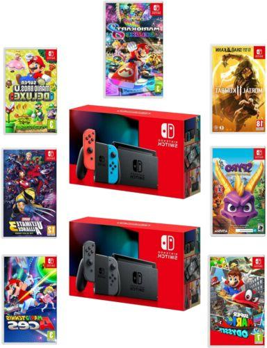 switch console new 2019 version with choice