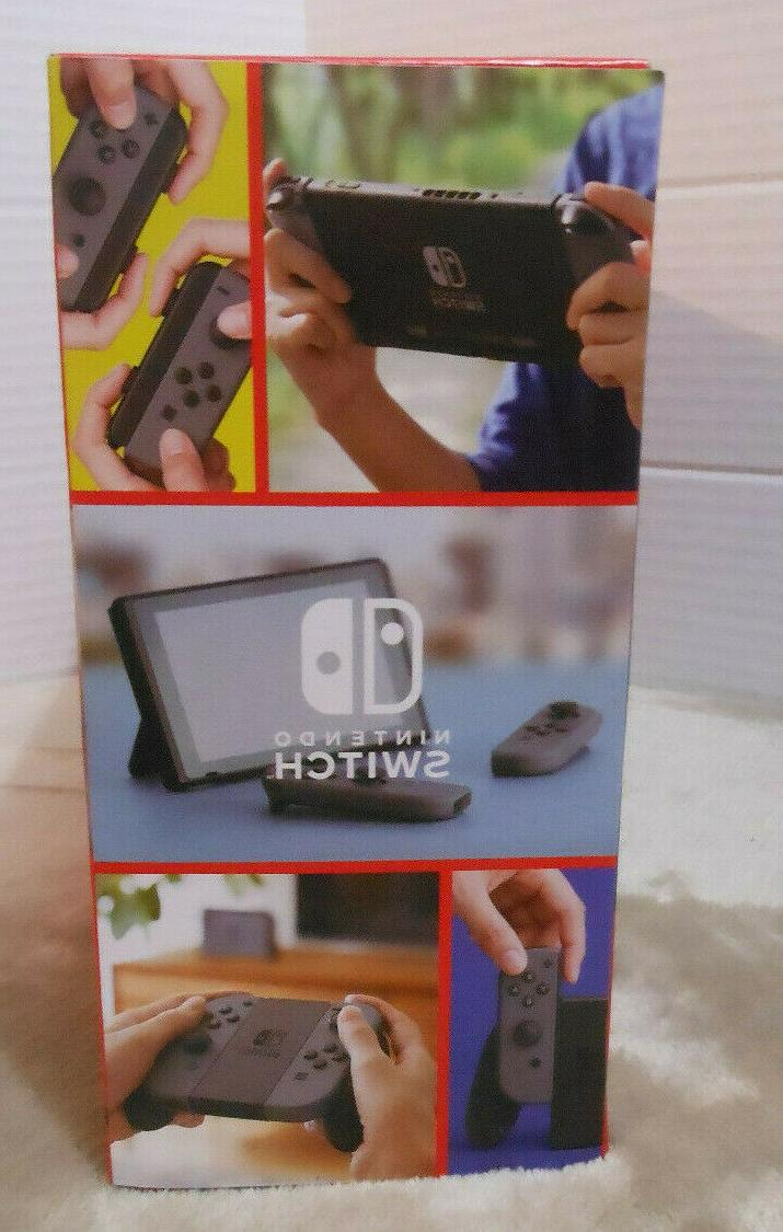 Nintendo Handheld Console with Gray - 32GB NEW IN BOX