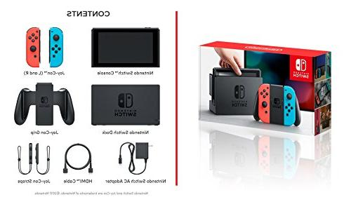 Nintendo Switch Red Joy-Con
