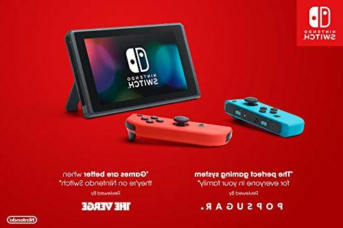 Nintendo Red Joy-Con