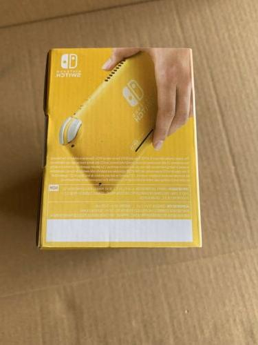 NINTENDO YELLOW !!!