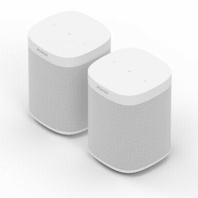 Sonos Two Room Set with One SL Wireless Streaming Speaker