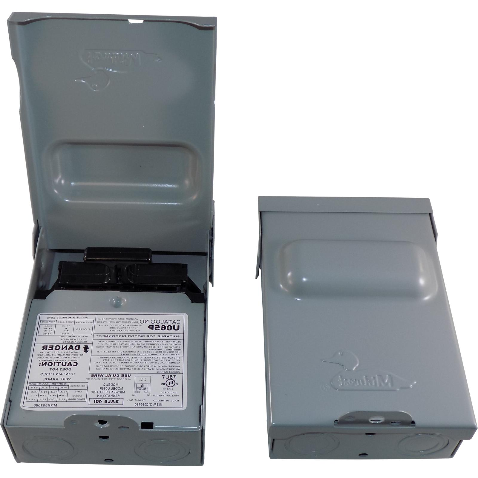 Ge 60 Amp 240 Volt Fused Ac Disconnect Tf60rcp Manual Guide