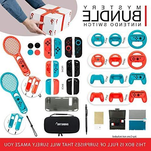 Ultimate Accessories Nintendo in 1 Essential Kit including
