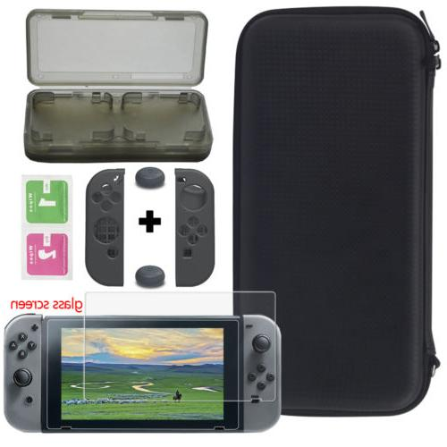 For Nintendo Switch Travel Carrying Glass Film