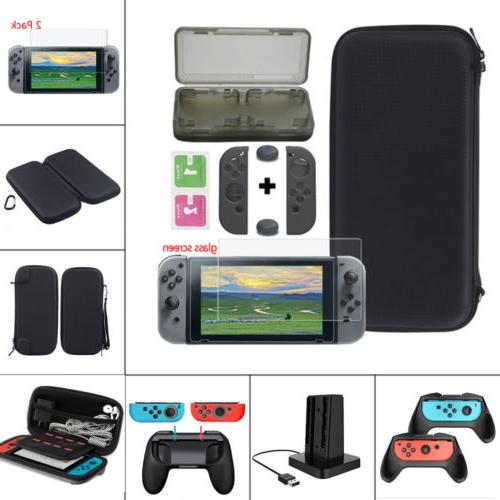 nintendo switch 2017 travel carrying bag