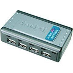 D-LINK 4PORT USB 2.0 HUB HI-SPEED.