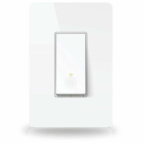 TP-Link Wi-Fi Enabled Smart Light Switch HS200