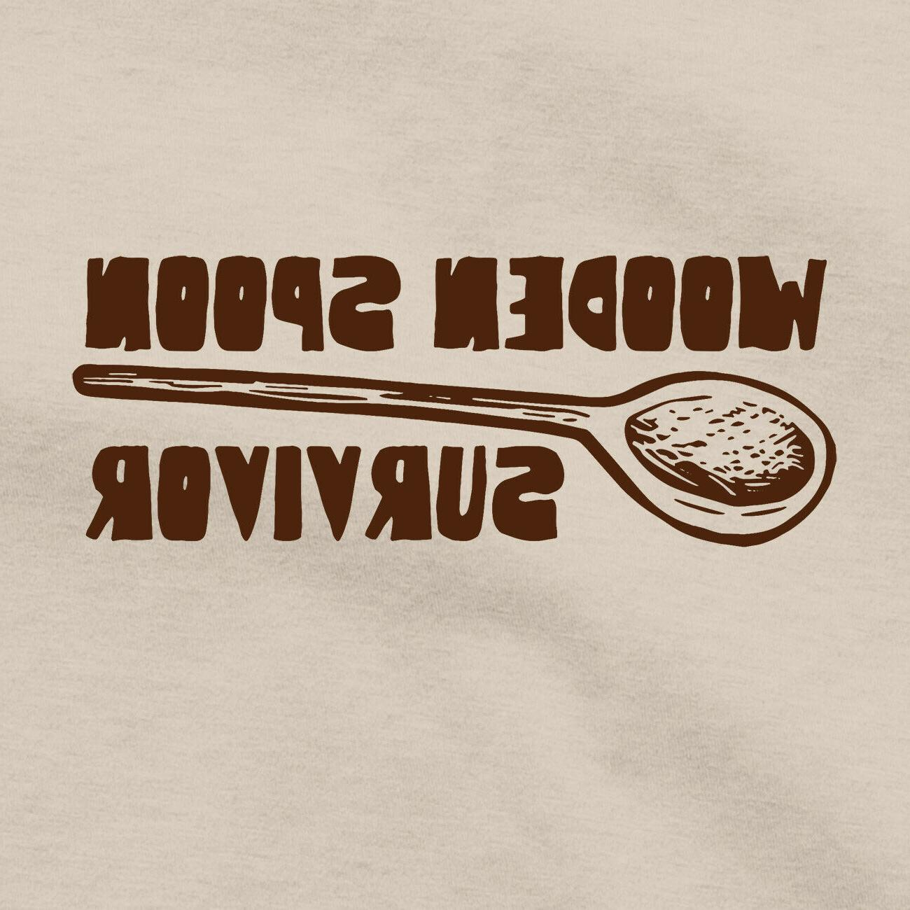 Wooden Spoon Paddle Switch Tee