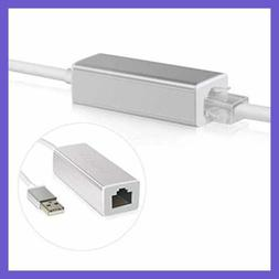 LAN Adapter for Nintendo Switch, Wii, Wii U Wired Internet C