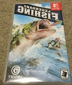 legendary fishing nintendo switch game complete 20