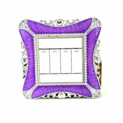 Light Switch Surround Socket Finger Plate Panel Cover Home D