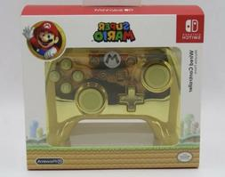 Limited Edition Nintendo Switch Controller. Super Mario - Go