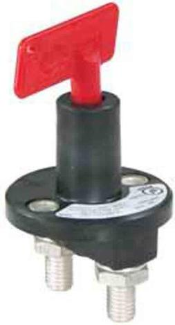 Hella marine 2843011 battery switch w/key