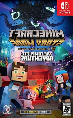 Minecraft: Story Mode - The Complete Adventure - Nintendo Sw