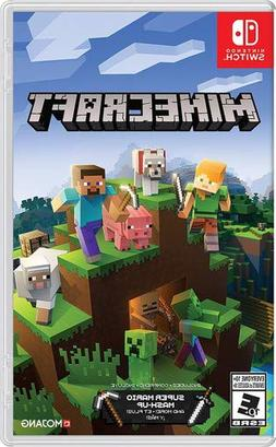 MINECRAFT SWITCH NEW! FAMILY GAME PARTY NIGHT! INCLUDES SUPE