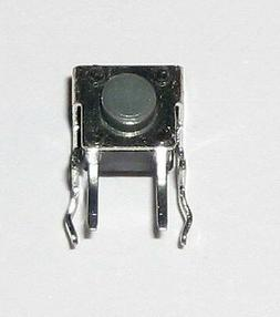 Momentary Pushbutton Micro Switch - Right Angle PC Board Mou
