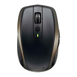 Logitech MX Anywhere 2 Mouse - Darkfield - Wireless - Blueto
