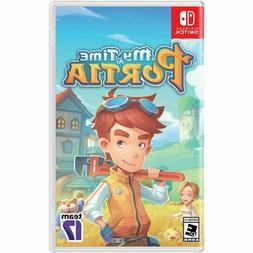 My Time at Portia Nintendo Switch Guaranteed Release Day Del