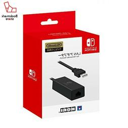 NEW HORI LAN adapter for Nitendo Switch from Japan F/S