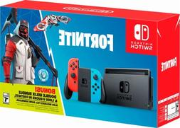 NEW Nintendo Switch Fortnite Double Helix Console Bundle