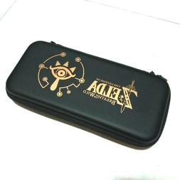 New Zelda Travel Case for Nintendo Switch - Holds 10 Games &