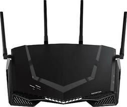 NETGEAR Nighthawk Pro Gaming XR500 WiFi Router with 4 Ethern