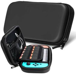 Nintendo Switch Accessories, Hard Travel Bag/ TPU Case/ Glas
