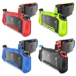 Nintendo Switch Case Cover Mumba Slimfit Rugged Series Prote