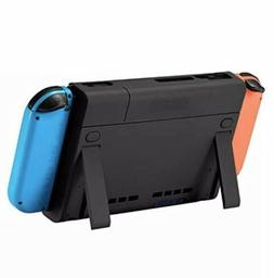 for Nintendo Switch Charge Stand with 6500mAh Battery Case,
